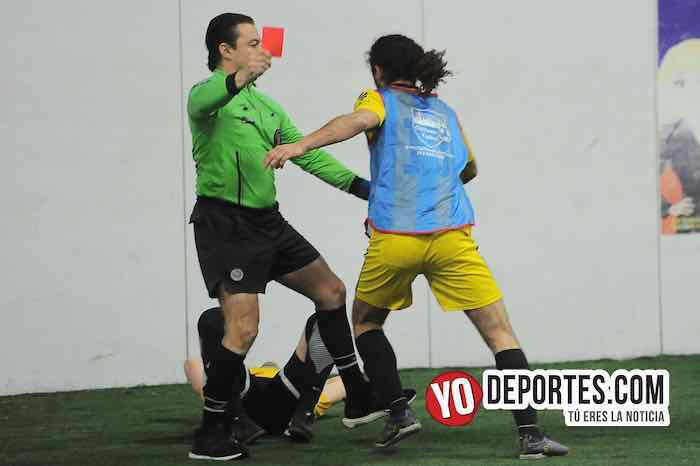 Arbitro Carlos de Luna-Angel Curiel patea a Dorin Oprea-Iguala-Boca Jr-Chitown Futbol