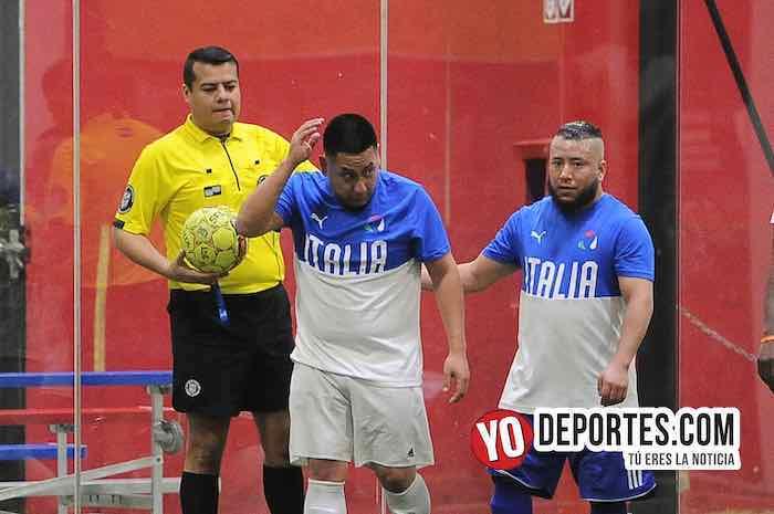 Arbitro Duardo Cruz-UNAM-Guanajuato-Liga 5 de Mayo-viernes