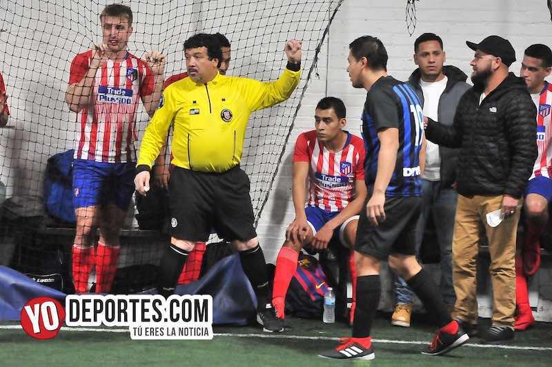 Arbitro Luis Menjivar-Becerritos-Las Palmas-Liga Taximaroa Martes