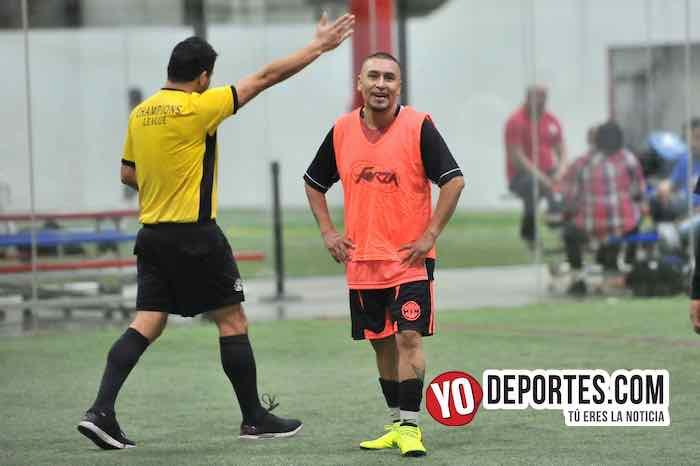 Arbitro Manny Duran-Manchester-Deportivo 07-Liga Latinoamericana-Tercera Categoria