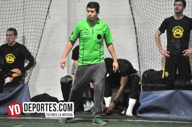 Arbitro Rey Reyna-Juanacatlan FC-Club Pachuca-Liga Taximaroa Martes