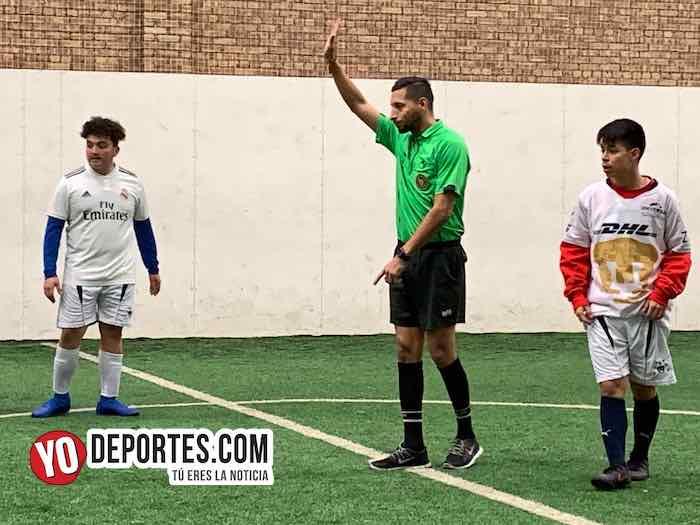 Arbitro Rudy Chatita Gonzalez-Deportivo Colima-Universal 48-Liga San Francisco Martes
