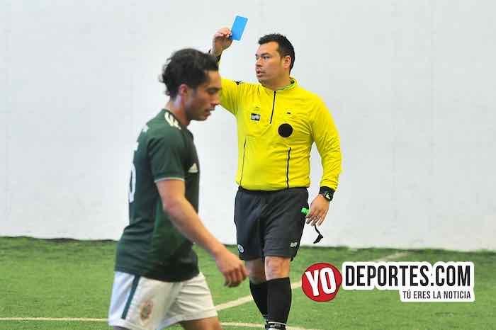 Arbitro Valdo Roman-Deportivo Trujillo-Douglas Boys-Liga Douglas