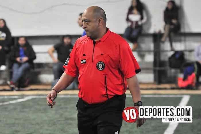 Arbitro Wilson Noriega-CD Fenix-La Juve-Liga Interamericana