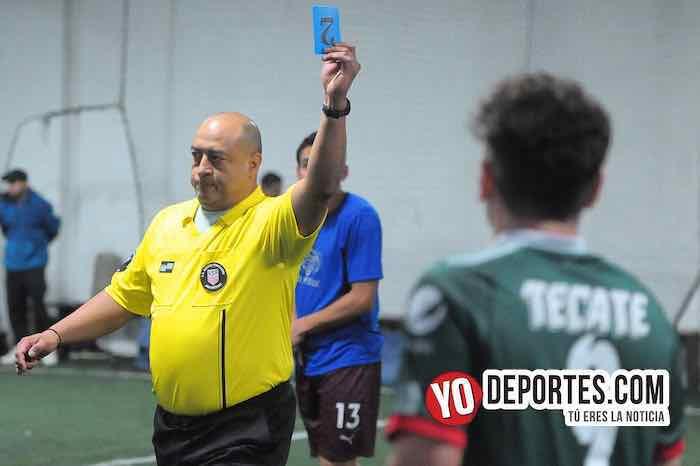 Arbitro Wilson Noriega-CD Fenix-Niupi-Liga Interamericana