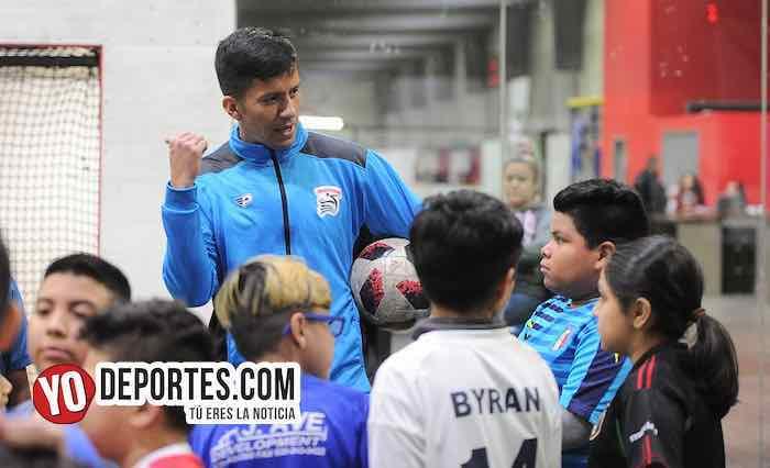 Armando Woody Sanchez-La Academia de Futbol-Liga Latinoamericana