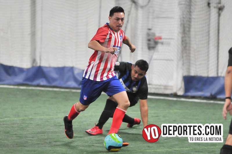 Becerritos-Las Palmas-Liga Taximaroa Martes Futsal Academy