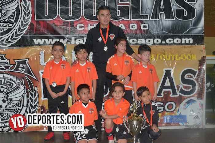Blazers-Liga Douglas Kids