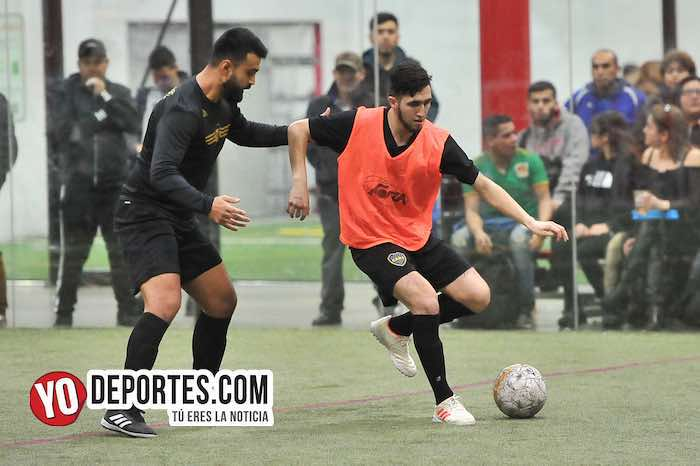 Boca Jr-Valencia-Champions Liga Latinoamericana Chicago Indoor Sports