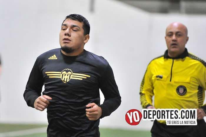 Boca Jr-Valencia-Champions Liga Latinoamericana Futbol Indoor Soccer