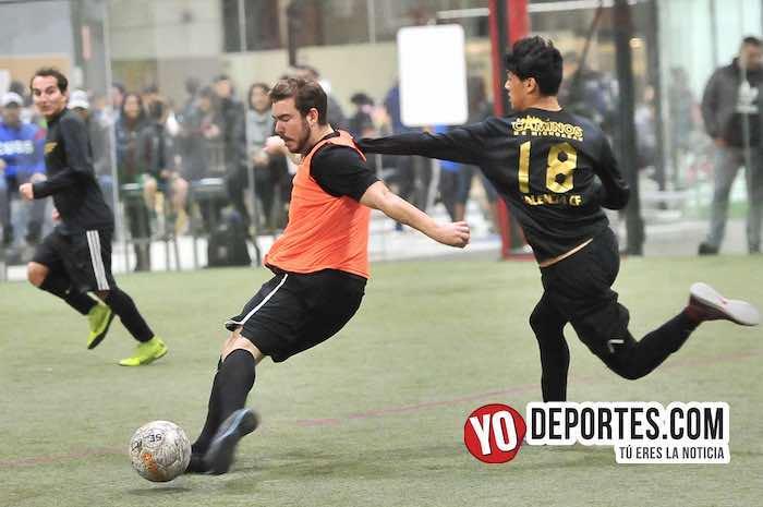 Boca Jr-Valencia-Champions Liga Latinoamericana Indoor Soccer