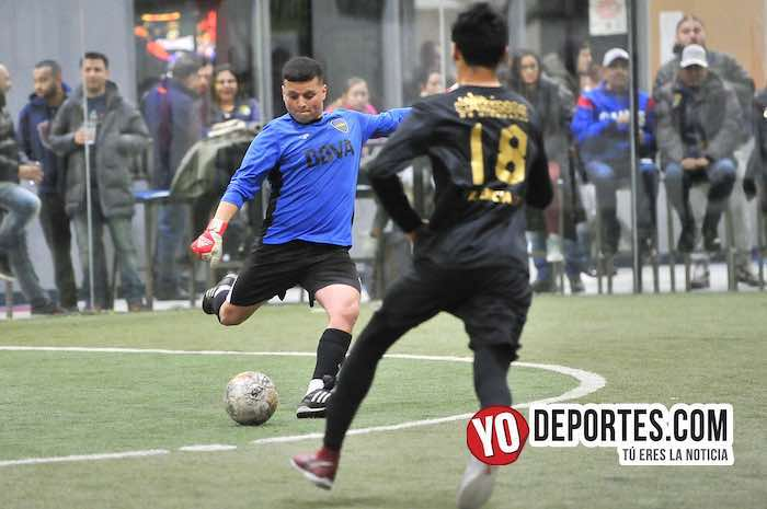 Boca Jr-Valencia-Champions Liga Latinoamericana
