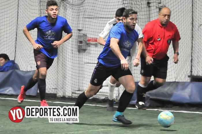 CD Fenix-La Juve-Liga Interamericana Chicago Futbol Indoor