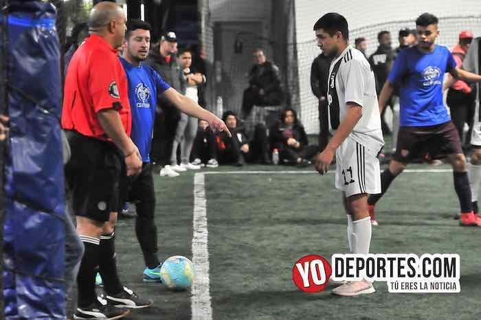 CD Fenix-La Juve-Liga Interamericana Chicago Futsal