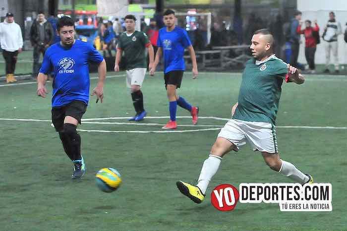 CD Fenix-Niupi-Liga Interamericana Chicago Futsal Academy
