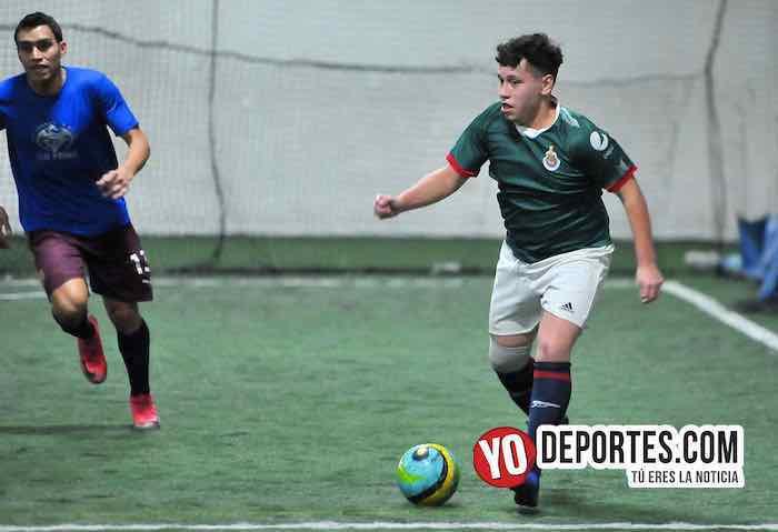 CD Fenix-Niupi-Liga Interamericana Chicago Soccer League