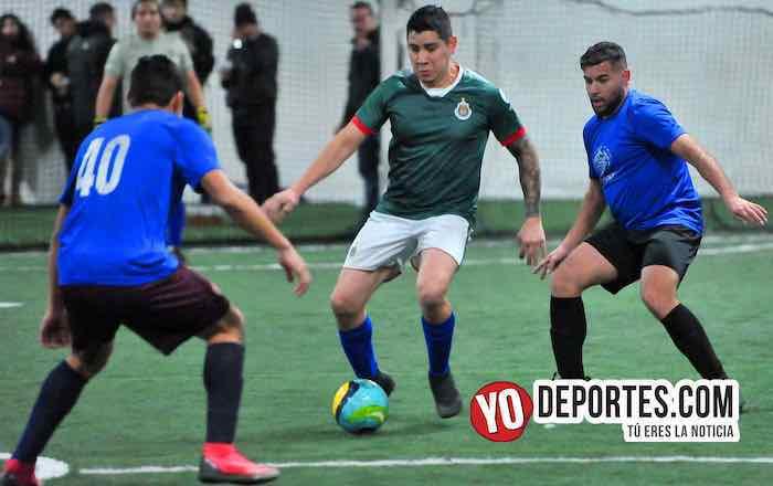 CD Fenix-Niupi-Liga Interamericana Futbol Rapido Indoor