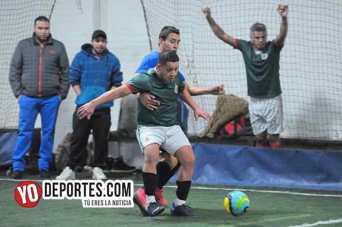 CD Fenix-Niupi-Liga Interamericana Soccer League Chicago Futsal Academy