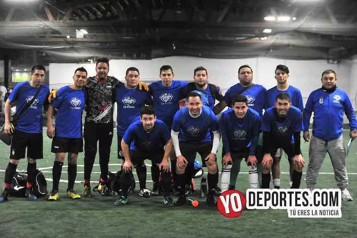 CD Fenix le gana a La Juve-Liga Interamericana