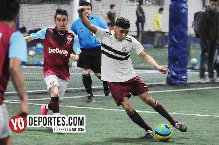 CD Hidalgo-Lobos T-Liga Taximaroa de los Martes Futsal