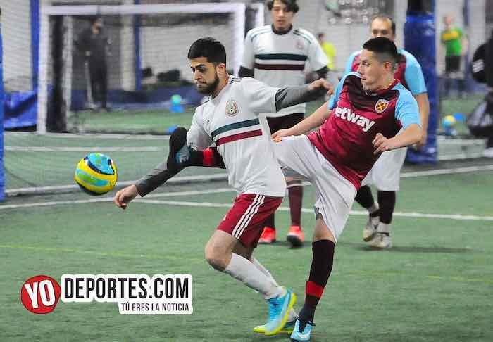 CD Hidalgo sigue mandando en la Liga Taximaroa de los martes