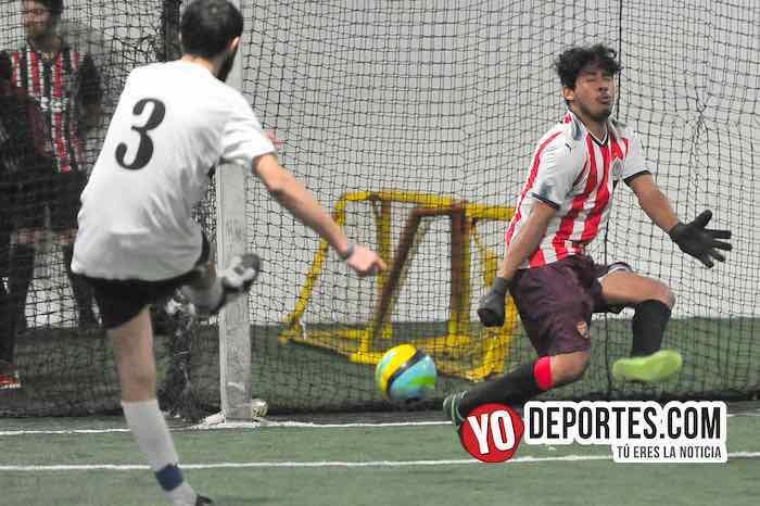 CD Hidalgo-Manchester-Liga Taximaroa Indoor Soccer