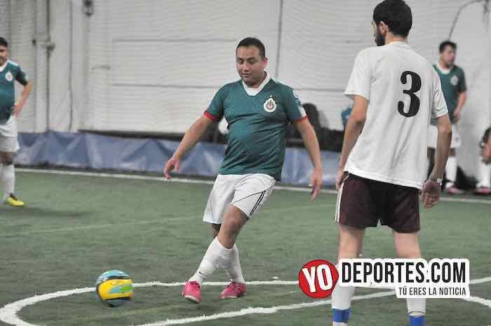 CD Hidalgo-Manchester-Liga Taximaroa de Chicago