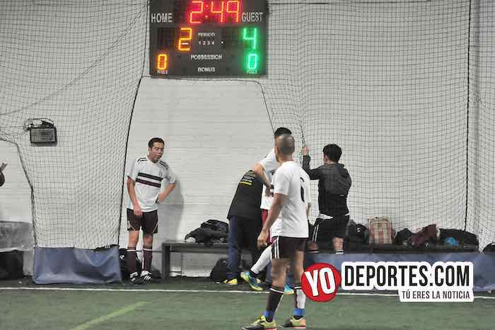 CD Hidalgo-Manchester-Liga Taximaroa de Futbol en Chicago