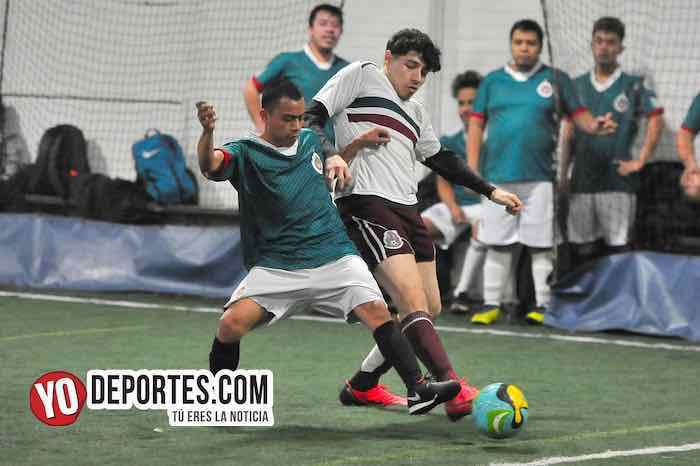 CD Hidalgo-Manchester-Liga Taximaroa