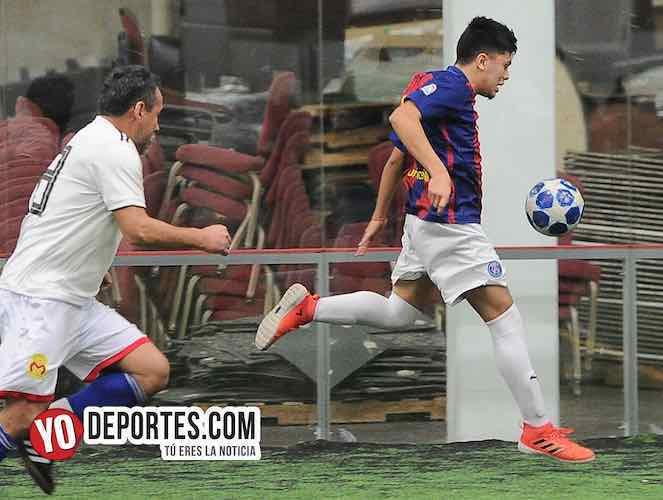 Campo Hermoso-Barza-Champions de los Martes-Liga San Francisco Indoor Soccer