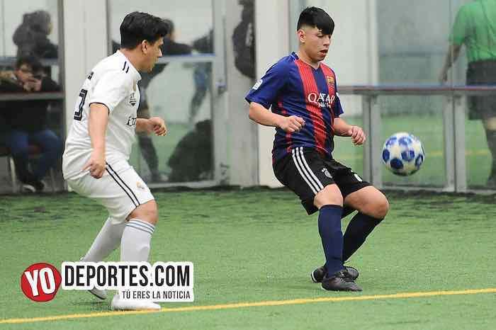 Campo Hermoso-Barza-Champions de los Martes-Liga San Francisco Soccer League
