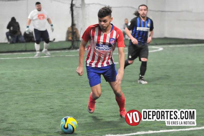 Cesar Ramirez-Becerritos-Las Palmas-Liga Taximaroa Martes