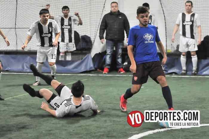 Cesar Ramirez-CD Fenix-La Juve-Liga Interamericana