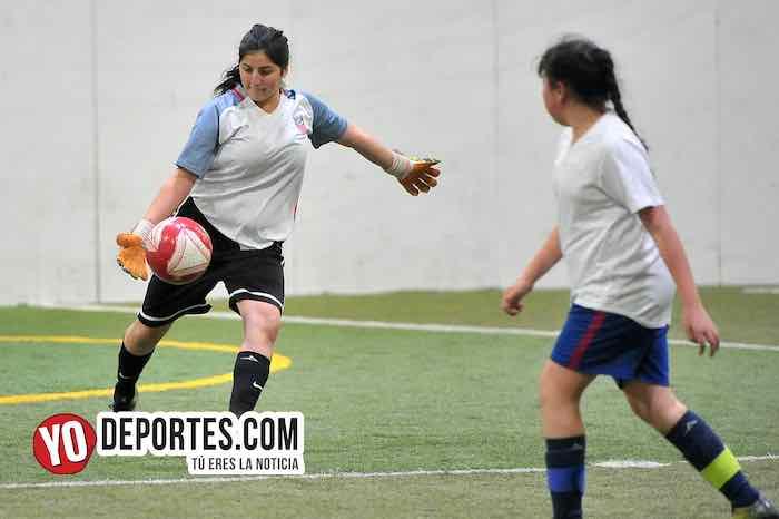 Chicago Elite-Deportivo Monaco-Liga 5 de Mayo Femenil