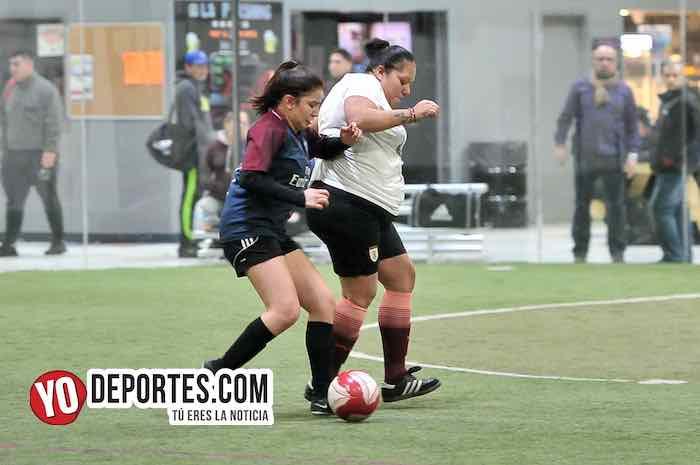 Chicago Elite-Deportivo Monaco-Liga 5 de Mayo de Mujeres