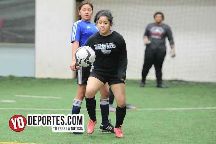 Chicago Real FC-Champs-Copa Rosada-Liga San Francisco Femenil Futbol Femenil