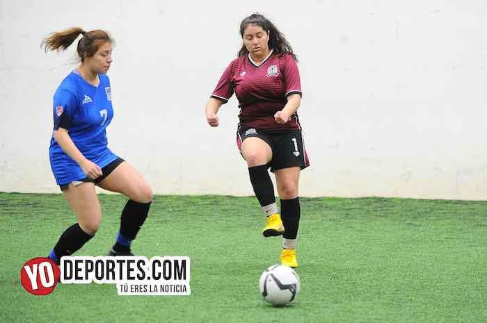 Chicago Real FC-Champs-Copa Rosada-Liga San Francisco Femenil