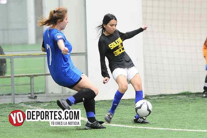 Chicago Real FC-Champs-Copa Rosada-Liga San Francisco-Mujeres Futbol
