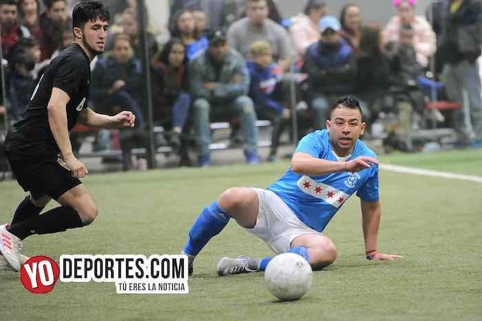 Chicago Soccer-Boca Jr-Champions Liga Latinoamericana