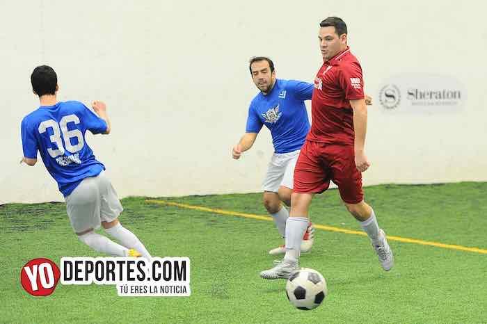 DC Victoria-Gallos Rojos-Semifinal Liga Douglas