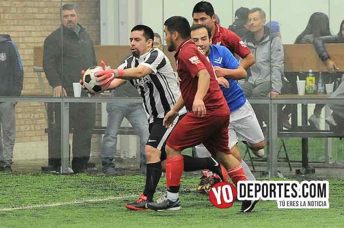 DC Victoria-Gallos Rojos-Semifinal Torneo Corto Liga Douglas Indoor