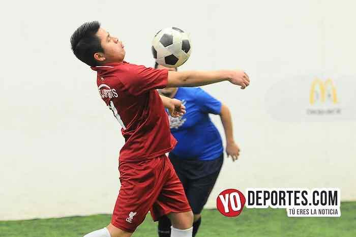 DC Victoria-Gallos Rojos-Semifinal Torneo Corto Liga Douglas
