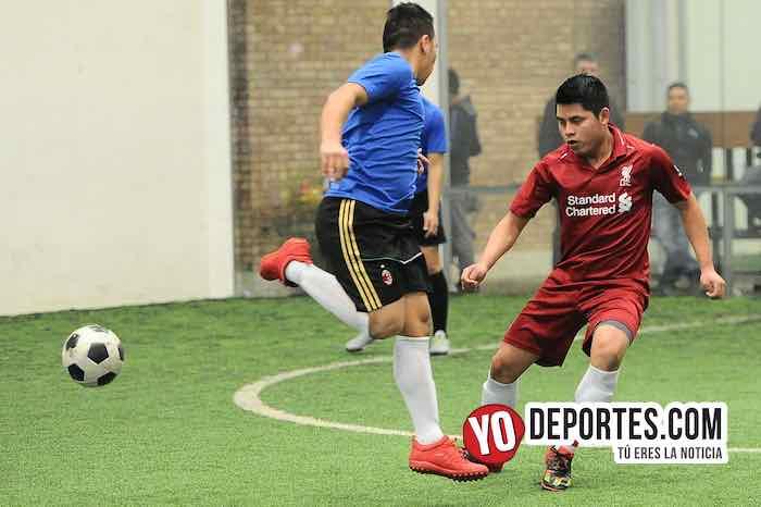 DC Victoria-Gallos Rojos-Semifinal Torneo Corto