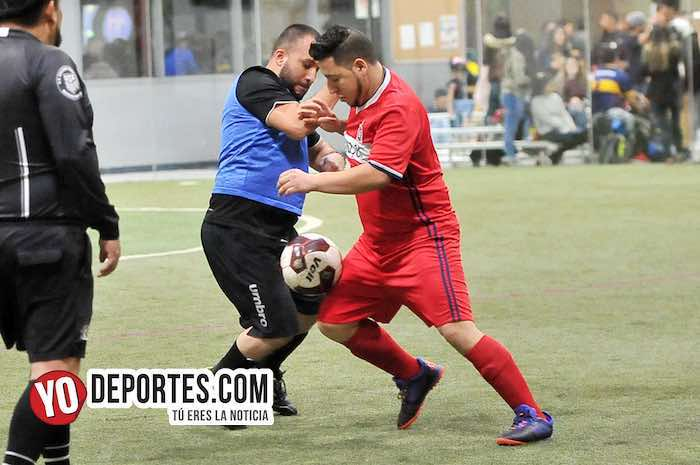 Deportivo 57-Chicago FC-Liga 5 de Mayo Indoor Sports Pershing