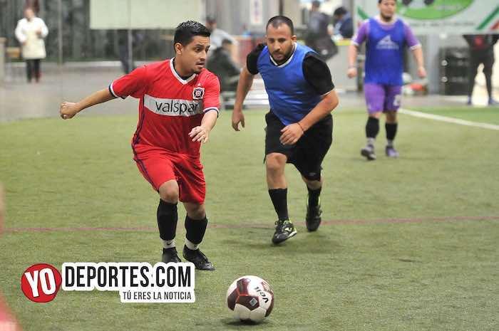 Deportivo 57-Chicago FC-Liga 5 de Mayo