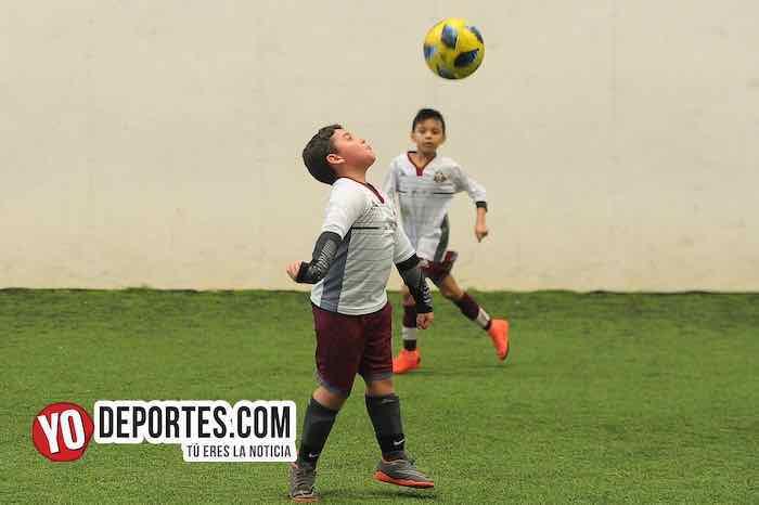Deportivo 59-Blazers-Liga Douglas Kids Futbol Rapido