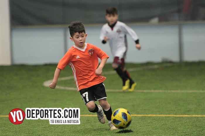 Deportivo 59-Blazers-Liga Douglas Kids de Chicago
