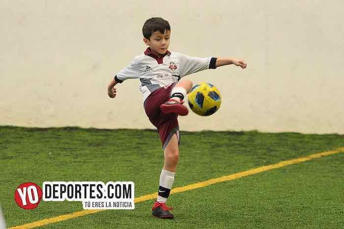 Deportivo 59-Blazers-Liga Douglas Kids