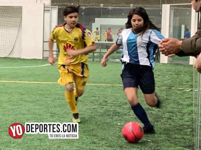 Deportivo Colima-Universal 48-Liga San Francisco Kids