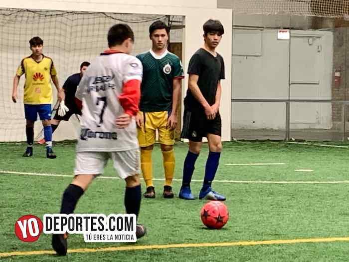 Deportivo Colima-Universal 48-Liga San Francisco Martes Kids